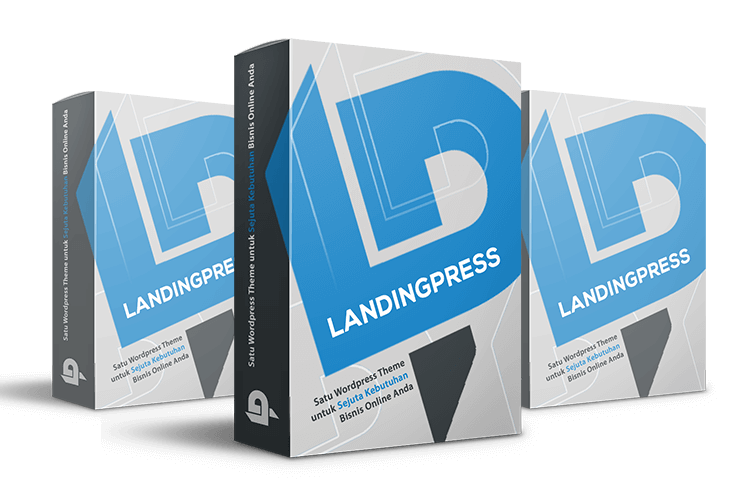 LandingPress WordPress Themes