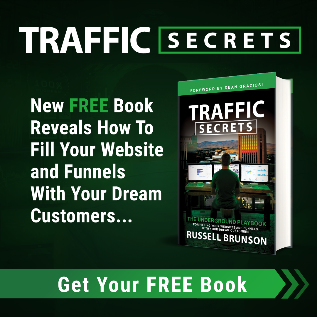 Traffic Secret Russel Brunson